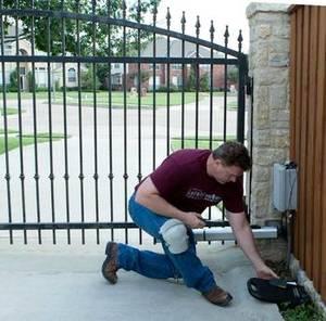 Gate Repair Clyde Hill WA